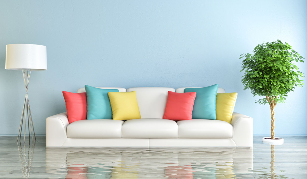 ¿Qué hacer en caso de la inundación de tu casa?