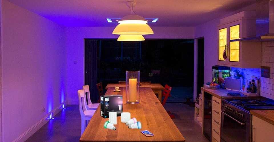 Todo lo que tenés que saber sobre las luces LED inteligentes para el hogar