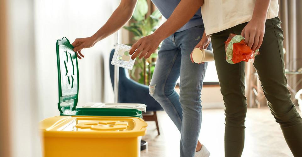 ¿Cómo empezar a reciclar la basura en casa?