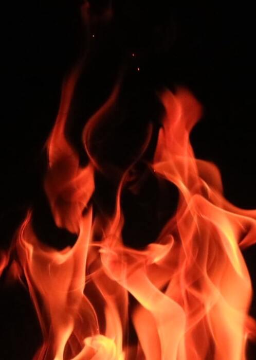 ¿Qué hacer en caso de un incendio en casa?